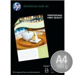 HP Q6592A mat inkjetpapir, A4/180g/100ark