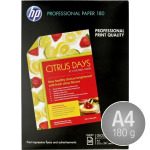 HP C6818A blankt inkjetpapir, A4/180g/50ark