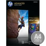 HP Q5456A blank inkjetfoto, A4/250g/25ark
