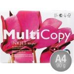 MultiCopy Inkjet Kopipapir A4/90g/500 ark