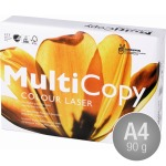 MultiCopy Colour Laser Kopipapir A4/90g/500 ark