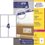 Avery L7169 etiket 139x99,1 mm,  400 stk