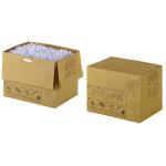 Rexel 1765029EU genbrugsmakulatorposer 40L, 20 stk