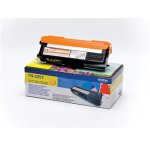 Brother TN325Y lasertoner, gul, 3500s
