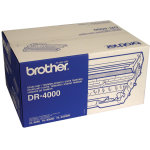 Brother DR4000 lasertromle, sort, 30000s