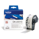 Brother endeløs tape i papir 29 mm x 30,48 m