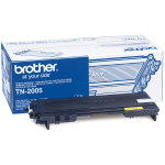 Brother TN2005 lasertoner, sort, 1500s
