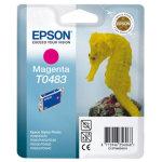Epson nr.T048/C13T04834010 blækpatron, rød, 436s