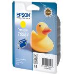 Epson nr.T055/C13T05544010 blækpatron, gul, 290s