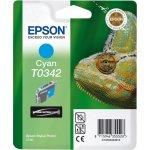 Epson nr.T034/C13T03424010 blækpatron, blå, 450s