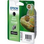 Epson nr.T034/C13T03484010 blækpatron, mat sort, 4