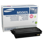Samsung CLT-M5082L lasertoner, rød, 4000s