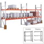 META pallereol,270x270x110,500 kg pr palle,Grund