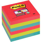 Post-it Super Sticky Notes 76 x 76mm, Bora Bora