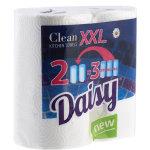 Daisy XXL køkkenrulle, 2 lags, 20 ruller
