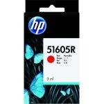 HP 51605R blækpatron, rød, 500s