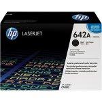 HP 642A/CB400A lasertoner, sort, 7500s
