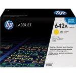 HP 642A/CB402A lasertoner, gul, 7500s