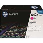 HP 642A/CB403A lasertoner, rød, 7500s