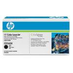 HP 649X/CE260X lasertoner, sort, 17000s
