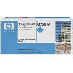 HP 503A/Q7581A lasertoner, blå, 6000s