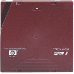 HP Ultrium LTO2 Cartridge (200GB/400GB)