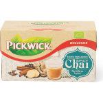 Pickwick Økologisk Spicy Chai te, 17 breve