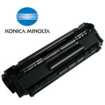 Konica Minolta 8937-784 Lasertoner, sort