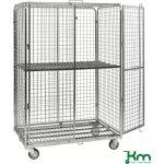 1 stk. hylde til rullecontainer, 1200x800, 150 kg
