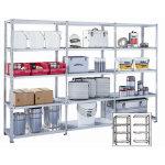 META Fix 80 kg, 200x100x50, Tilbygning, Galvaniser
