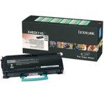 Lexmark 0X463X11G lasertoner, sort, 15000s