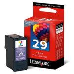 Lexmark blækpatron 018C1429E/ no 29, farve