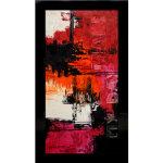 Maleri 70x140 cm, lux ramme, AMH1057
