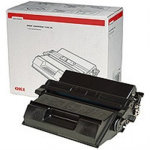 OKI 09004462 lasertoner, sort, 22000s