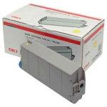 OKI 41963005 lasertoner, gul, 10000s