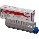 OKI 42804506 lasertoner, rød 3000s