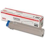 OKI 43459436 lasertoner, sort, 1500s