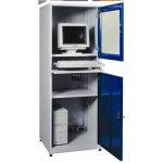 Computerskab H.175 x B.64 x D.63