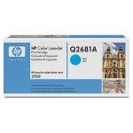 HP 311A/Q2681A lasertoner, blå, 6000s