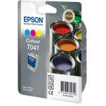 Epson nr.T041/C13T04104010 blækpatron, farve, 300s