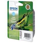 Epson nr.T033/C13T03354010 blækpatron, lys blå, 45