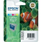 Epson nr.T027/C13T02740110 blækpatron, 5-farver, 2