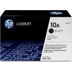 HP nr.10A/Q2610A lasertoner, sort, 6000s