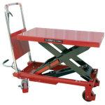 Mobilt løftebord med fodpumpe, 500 kg, 340-900 mm