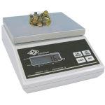 Wedo Pakke- og tællevægt, 12 kg/1 g interval