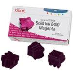 Xerox 108R00606 lasertoner, rød, 3400s