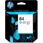 HP nr.84/C5020A blækpatron, lys blå