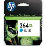 HP nr.364XL/CB323EE blækpatron, blister, blå, 750s