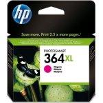 HP nr.364XL/CB324EE blækpatron, blister, rød, 750s