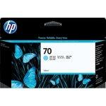 HP nr.70/C9390A blækpatron, lys blå, 130s